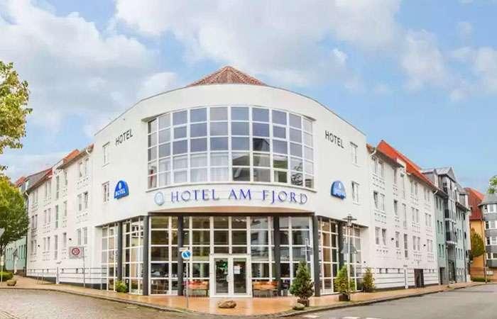 hotel am fjord et godt bud paa et hotelophold i flensborg