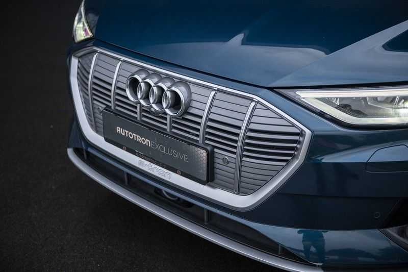 Audi E-tron 55 quattro Advanced Pro Line S NOVEMBER 2018!! € 146,- netto bijtelling pm! 4% bijtelling!! Massage + Head-up + Stoelkoeling afbeelding 6