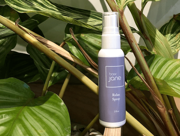 Basic Jane Relax Spray