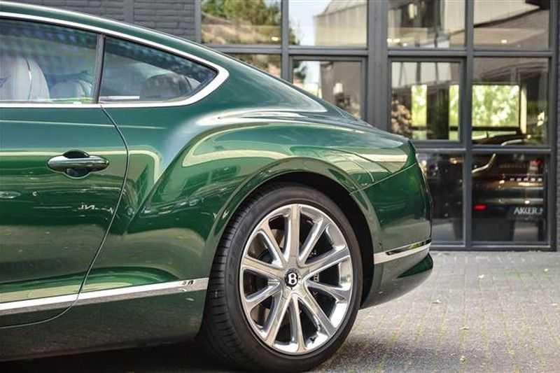 Bentley Continental GT W12 MULLINER MASSAGE+HEADUP+TOPVIEW afbeelding 17