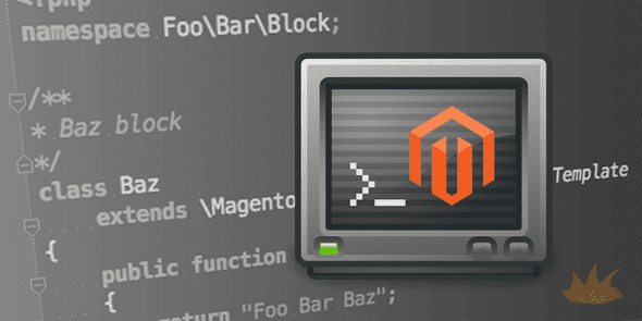 How to create a template block in Magento 2