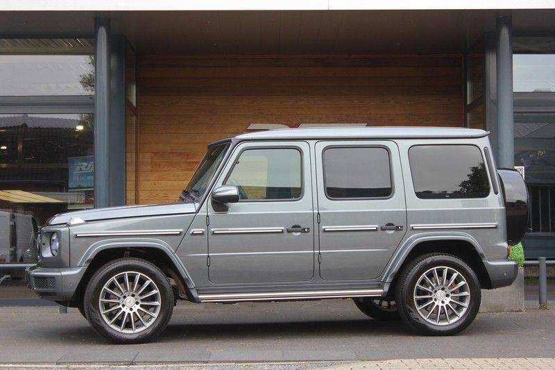 Mercedes-Benz G-Klasse 500 4.0 V8 422pk **360/Distronic/Schuifdak/Trekhaak/DAB** afbeelding 2