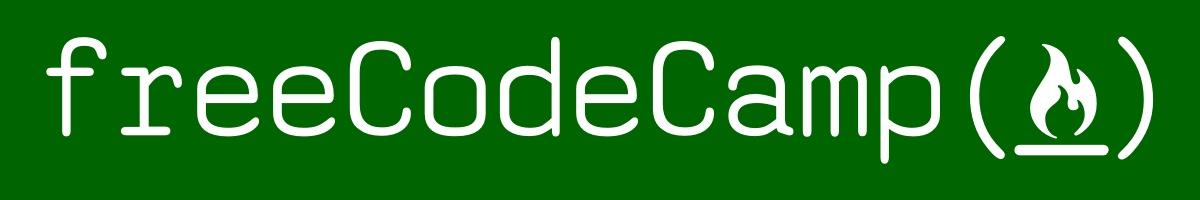 freeCodeCamp's logo