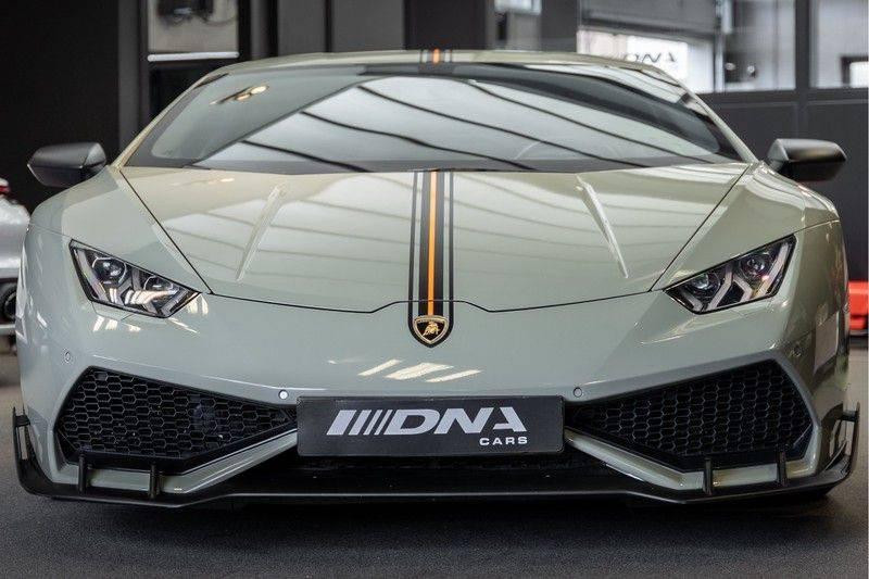 Lamborghini Huracan 5.2 V10 LP610-4 afbeelding 16