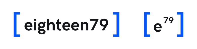 eighteen79 Logos