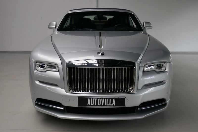 Rolls-Royce Dawn 6.6 V12 Teakdeck afbeelding 7