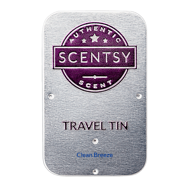 Picture of Clean Breeze Travel Tin