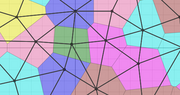 Preview of the Voronoi diagrams demo
