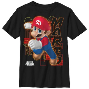 Mario Candy Red For Kids - T Shirt