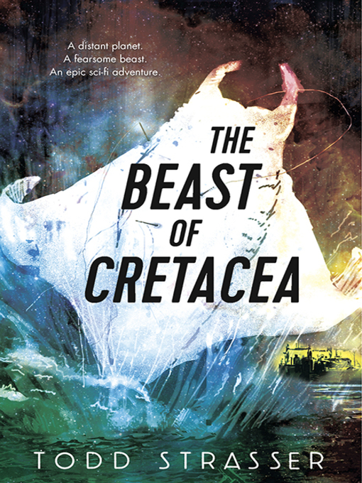 The Beast of Cretacea book cover