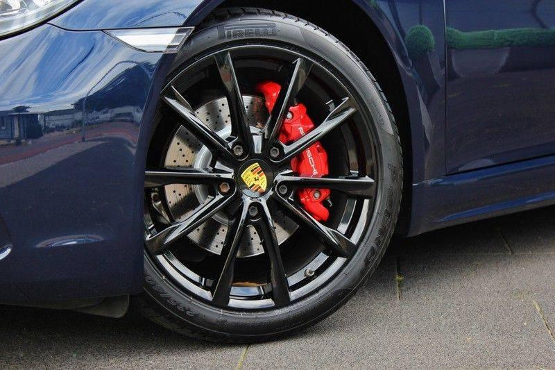 Porsche 718 Boxster S PDK 350pk **Navi/Leder/Verw.stoelen/19inch** afbeelding 9