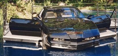 Pontiac Trans Am 1982 (KITT)