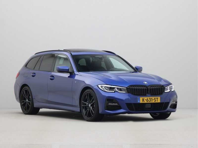 BMW 3 Serie 330i Touring High Executive M-Sport Automaat afbeelding 5