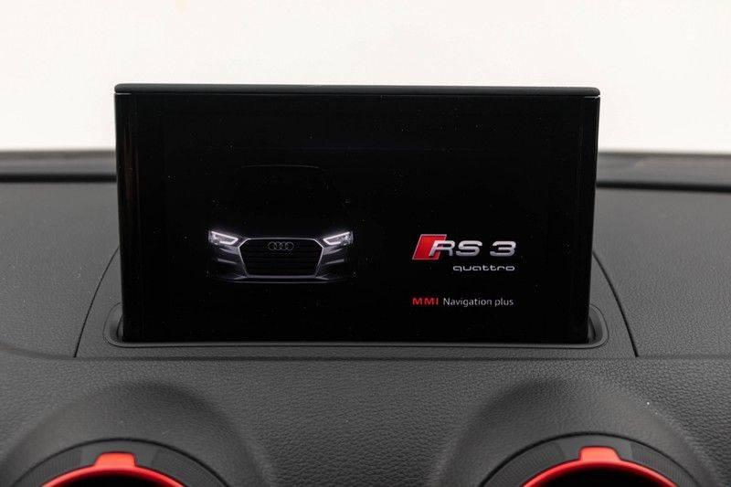 "Audi RS3 Sportback 2.5 TFSI 400pk Quattro Panoramadak BlackOptic B&O Sportstoelen Led-Matrix Navi/MMI DriveSelect Carbon ACC Keyless Camera 19"" Pdc afbeelding 24"