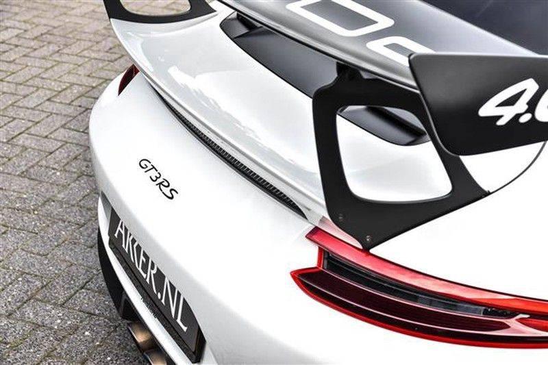 Porsche 911 GT3 RS PCCB+SPORTCHRONO+AKRAPOVIC+CAMERA afbeelding 19