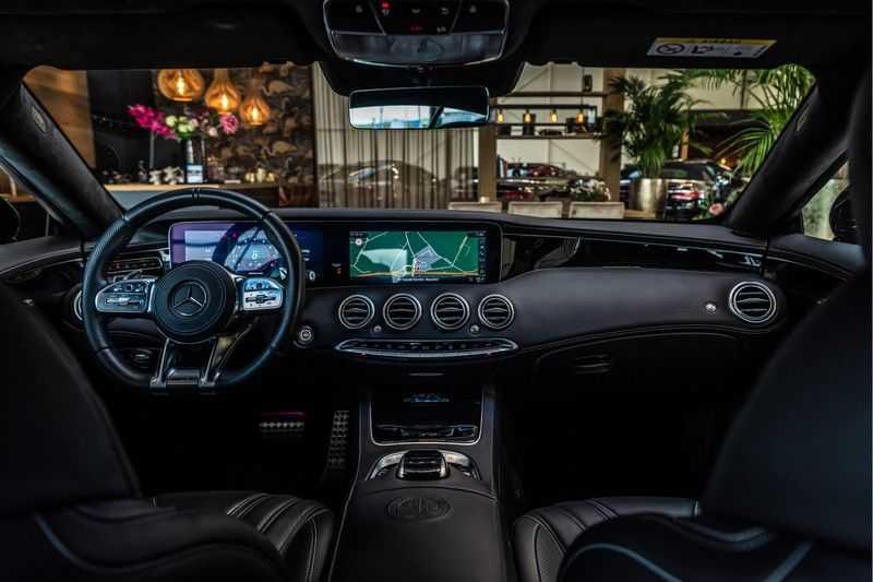 Mercedes-Benz S-Klasse Coupé 63 AMG 4MATIC+ Premium Plus afbeelding 10