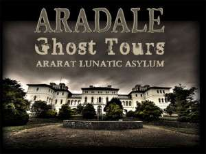 Ghost tour for Aussie ghost hunters!