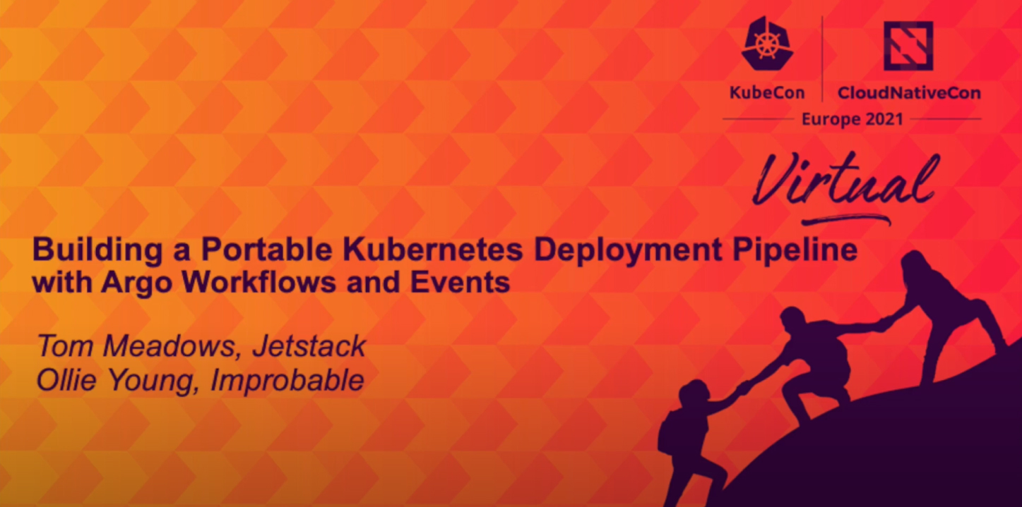 Building a Portable Kubernetes Deployment Pipeline using Ago