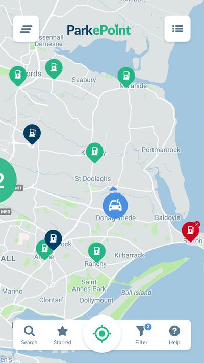 Parkepoint app