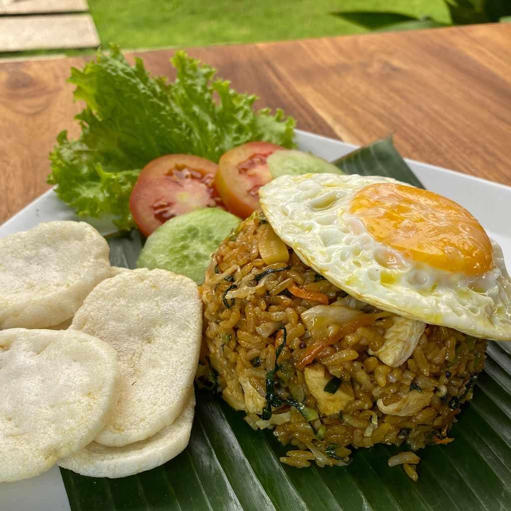indonesian: nasi goreng special