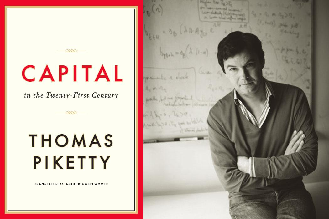 Тома Пикетти называют одним из потенциальных лауреатов Нобелевской премии по экономике — не сейчас, так в будущем