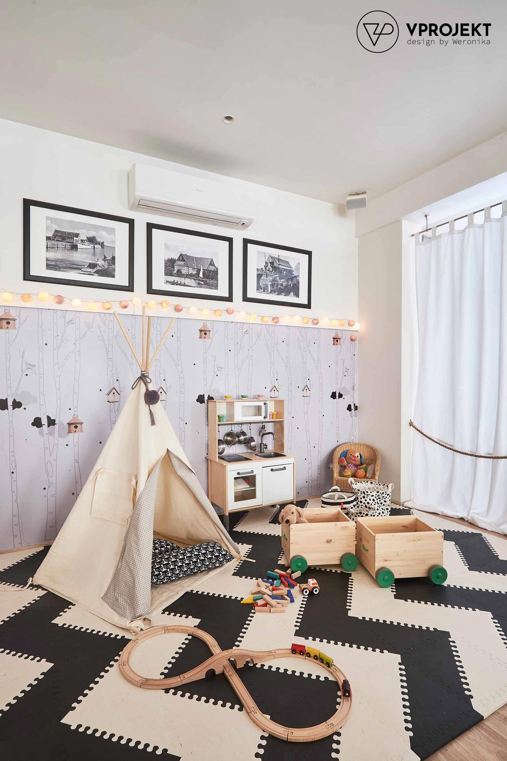 Kącik zabaw dla dzieci, restauracja Porto w Giżycku