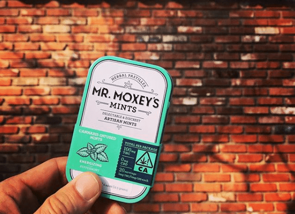 Mr. Moxey's Energizing Peppermints