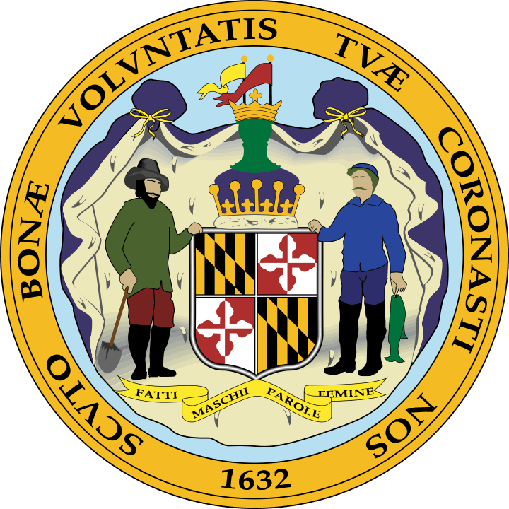 logo of State of Maryland