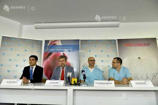 Premieră medicală în România   Aritmie cardiacă vindecată complet   Doctor Suleiman Mahmoud