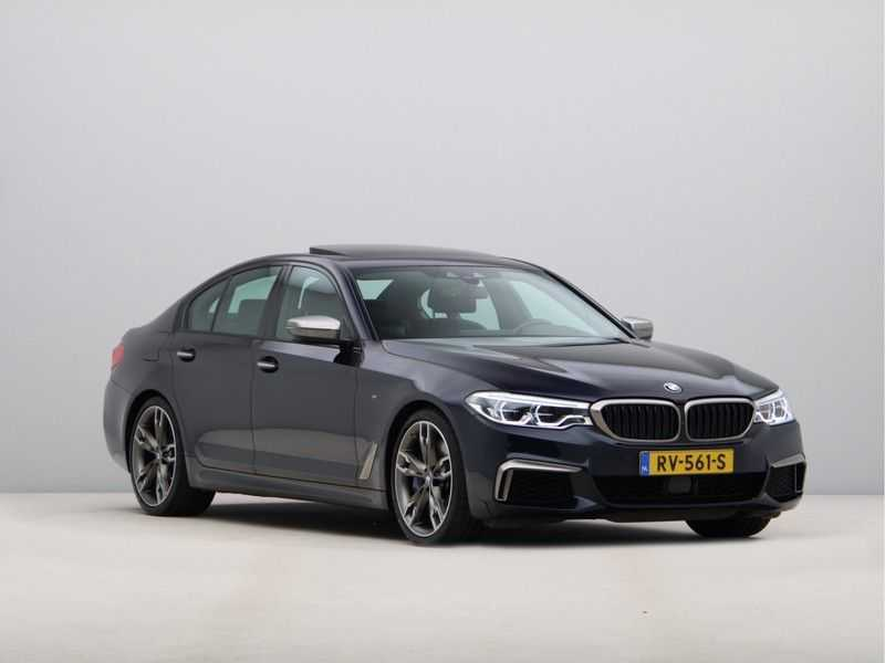 BMW 5 Serie M550d xDrive High Executive . afbeelding 4