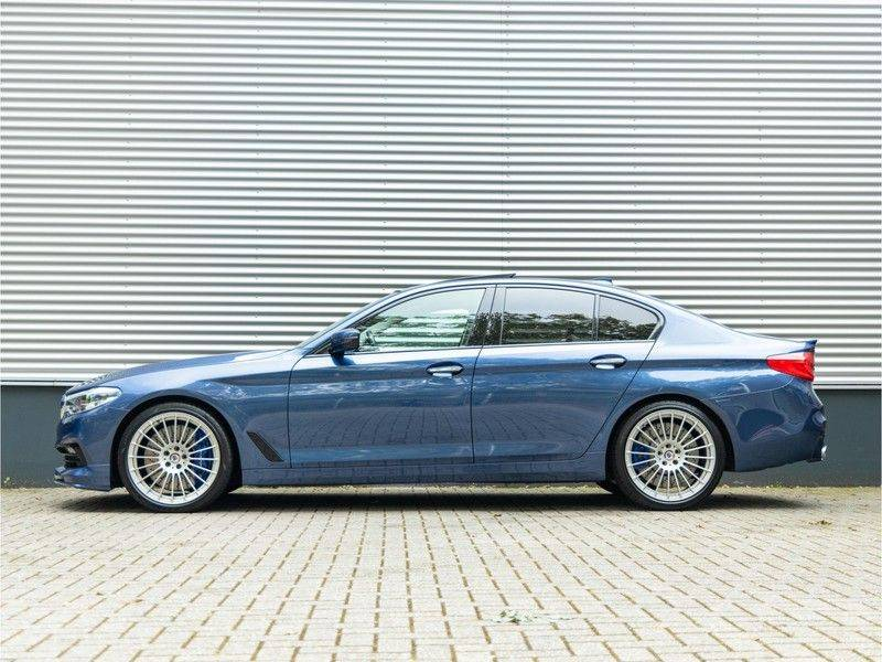BMW 5 Serie ALPINA B5 Bi-Turbo - Sperre - Sport Brakes - Night Vision afbeelding 7