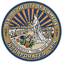 logo of City of Alameda
