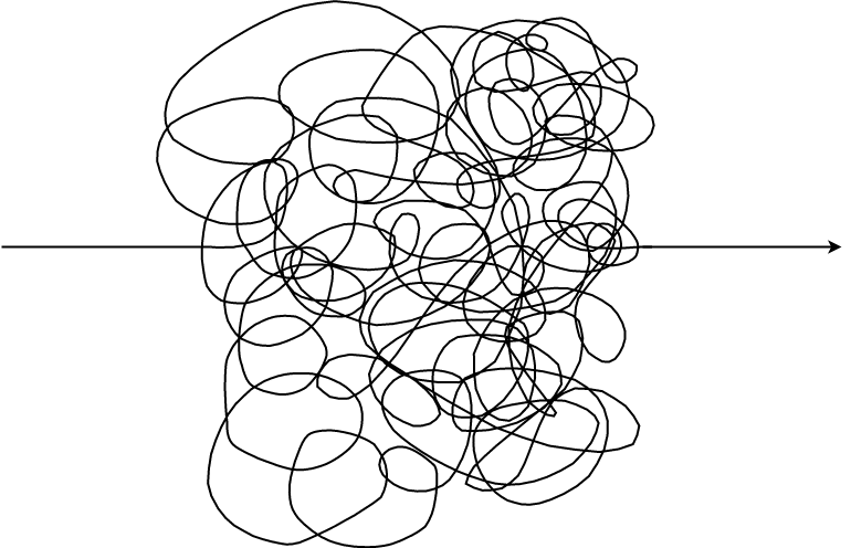 complicated-arrow