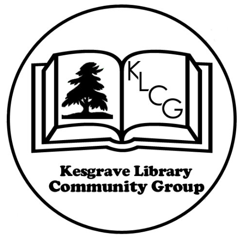 Kesgrave Library Community Group logo