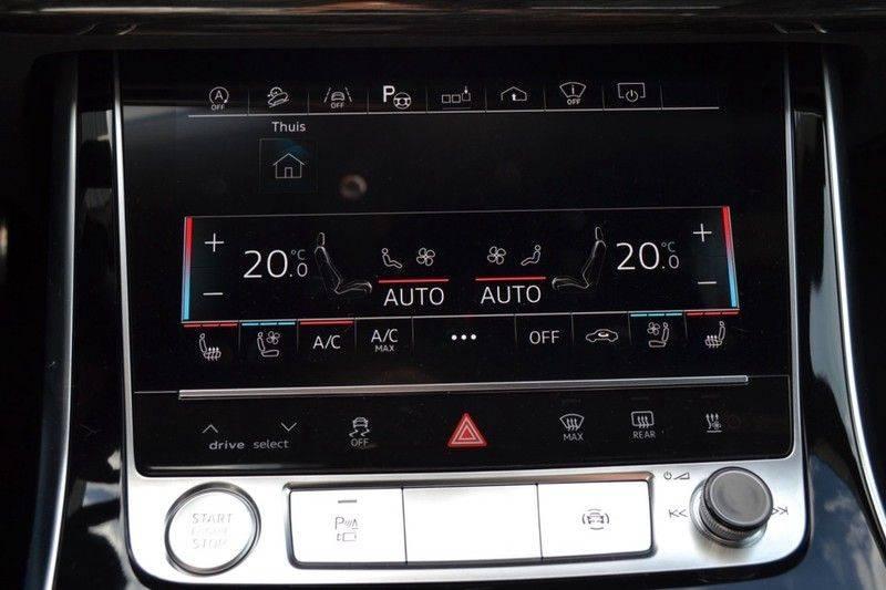 Audi Q8 55 TFSI S-Line / Massage / HuD / B&O Advanced afbeelding 15