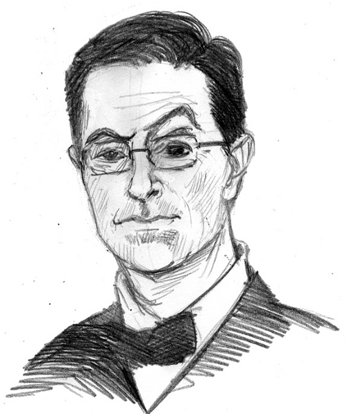 Stephen Colbert Sketch