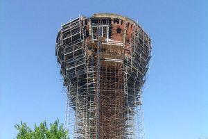 Projekt - Vodotoranj u Vukovaru