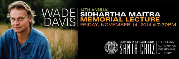 Sidhartha Maitra Memorial Lecture