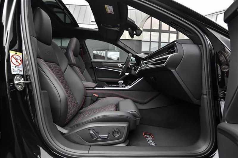 Audi RS6 AERO PAKKET+DYNAMIC PLUS+DESIGNPAKKET NP.240K afbeelding 7