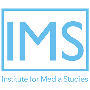 logo institute for media studies