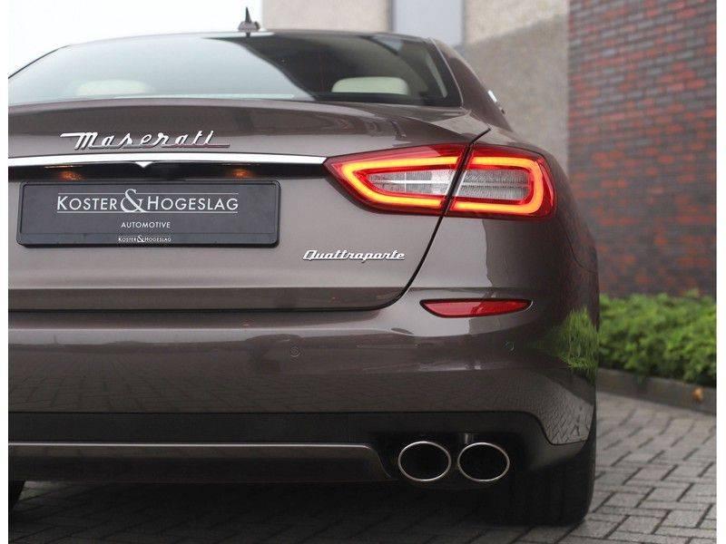 Maserati Quattroporte 3.0 S Q4 *BTW*Schuifdak*Camera*1e eig* afbeelding 11