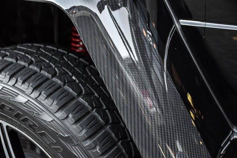 Mercedes-Benz G-Klasse G500 4x4² CARBON+SCH.DAK+AMG RIDE CONTROL afbeelding 10