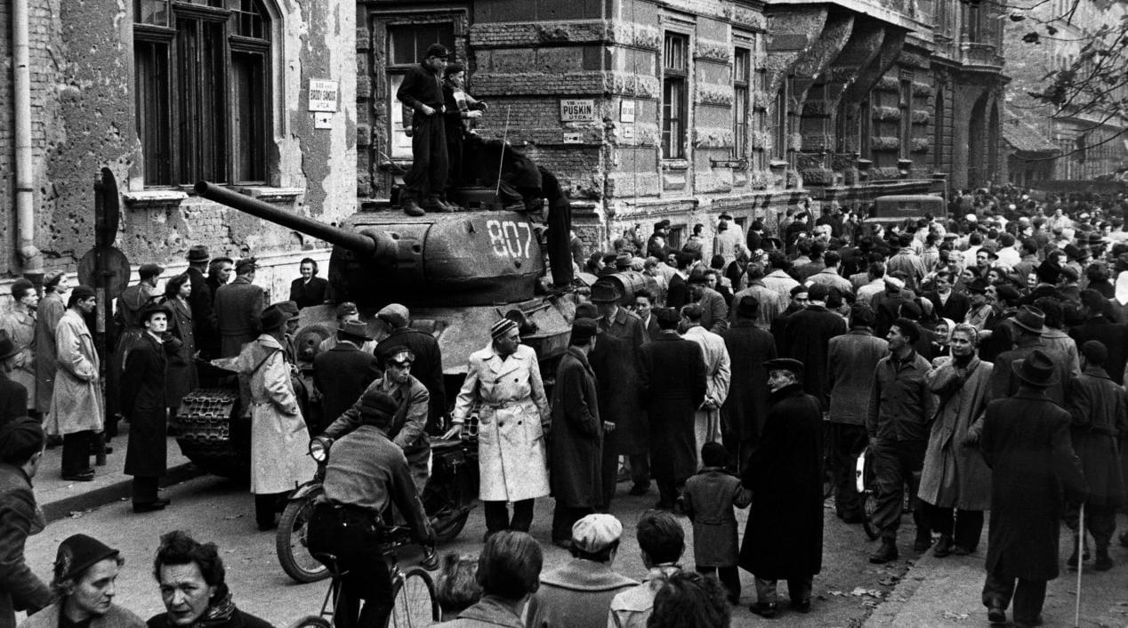 Hungary-1956