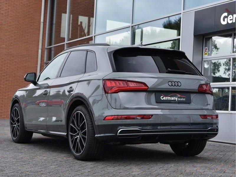 Audi Q5 2.0TFSI 252pk Quattro S-Line Black Edition Quantum! Lucht RS-Zetels Carbon Pano 360Camera 20-Inch afbeelding 8