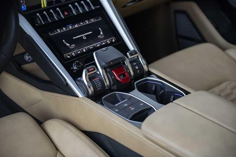 Lamborghini Urus 4.0 V8 + Full Option + Rear Seat Entertainment + Nightvision afbeelding 15