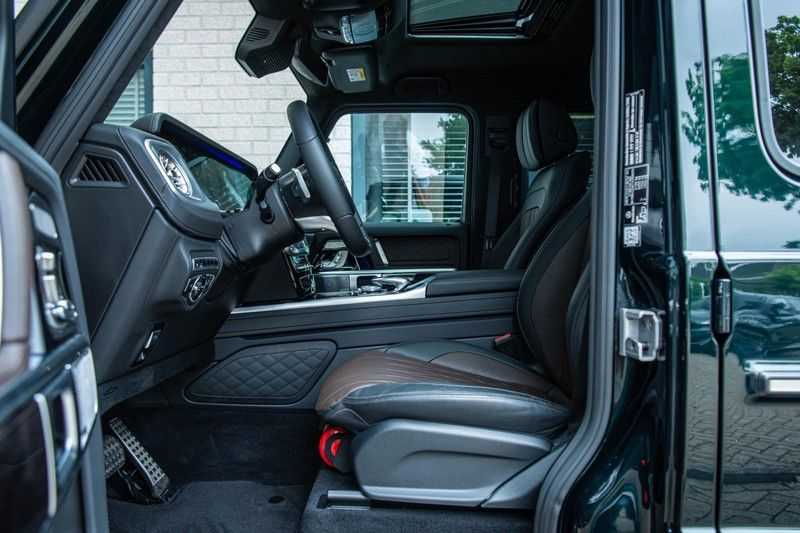 Mercedes-Benz G-Klasse G500, 421 PK, AMG-Line, G/Manufaktur Exklusiv, Distronic Plus, DAB, Widescreen, Standkachel, AMG/Multi!! afbeelding 5