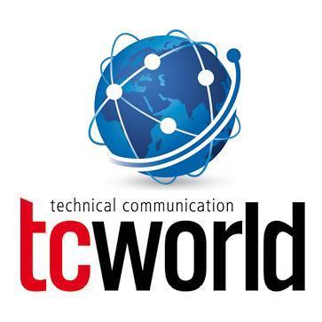 Tekom tcworld in Stuttgart - Logo
