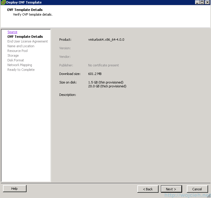 VMTurbo Operations Manager Installation and Configuration 3