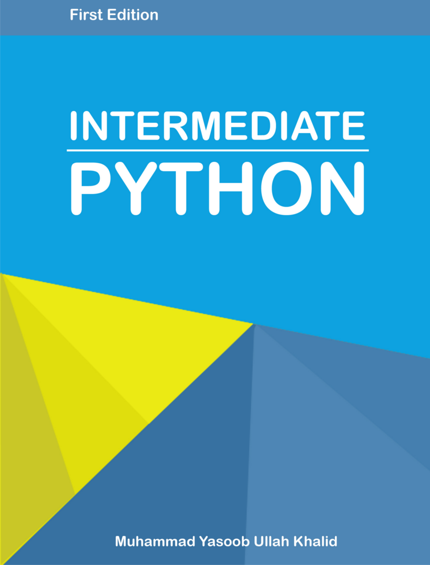 Intermediate Python book cover