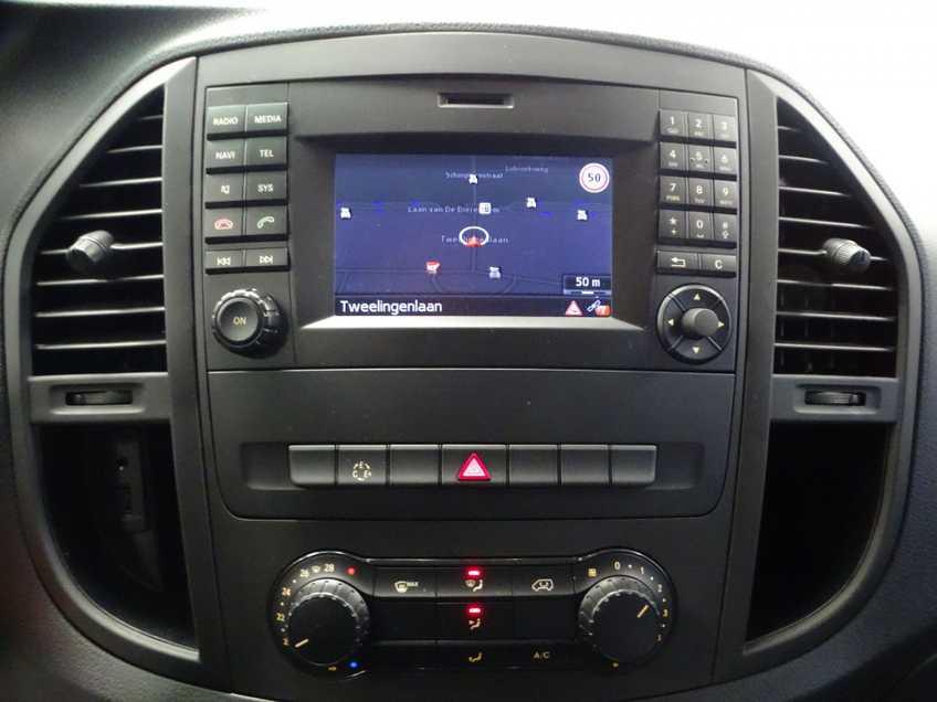 Mercedes-Benz eVito eVito Lang Edition MARGE Navigatie Camera Airconditioning afbeelding 9